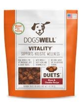 Vitality® Duets Bison and Cheddar Treats