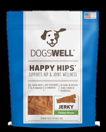 Happy Hips® Chicken Breast Jerky Treats- USA Recipe