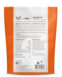Vitality® Chicken Breast Jerky Treats-USA Recipe