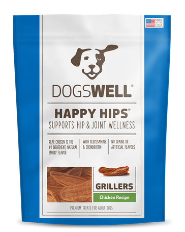 Happy Hips® Grillers Chicken Treats