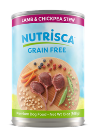 Nutrisca® Lamb & Chickpea Stew Dog Food