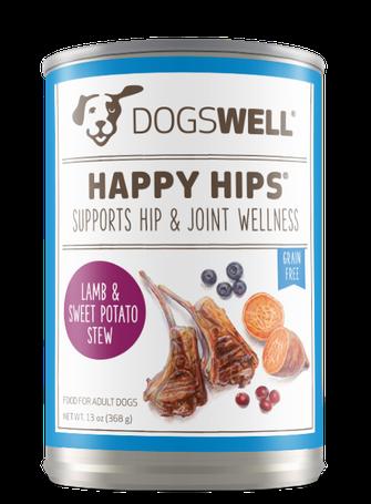 Happy Hips® Lamb & Sweet Potato Stew Dog Food