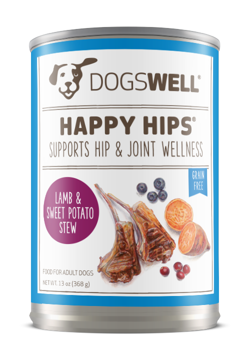 Happy Hips Canned Dog Food