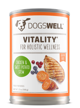 Vitality® Chicken & Sweet Potato Stew Dog Food