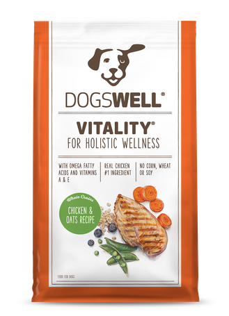 Vitality® Chicken & Oats