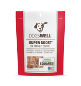 Super Boost® Squares Chicken with Cranberry Treats