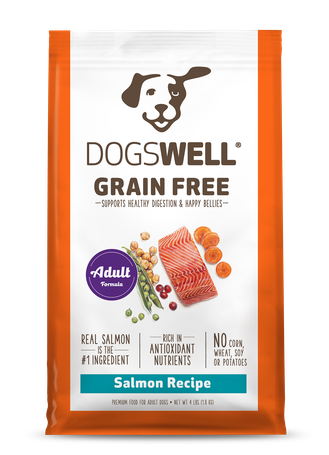 Dry Dog Food Without Grains Or Potatoes