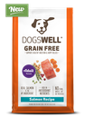 NEW Dogswell® Grain Free Adult Salmon Recipe