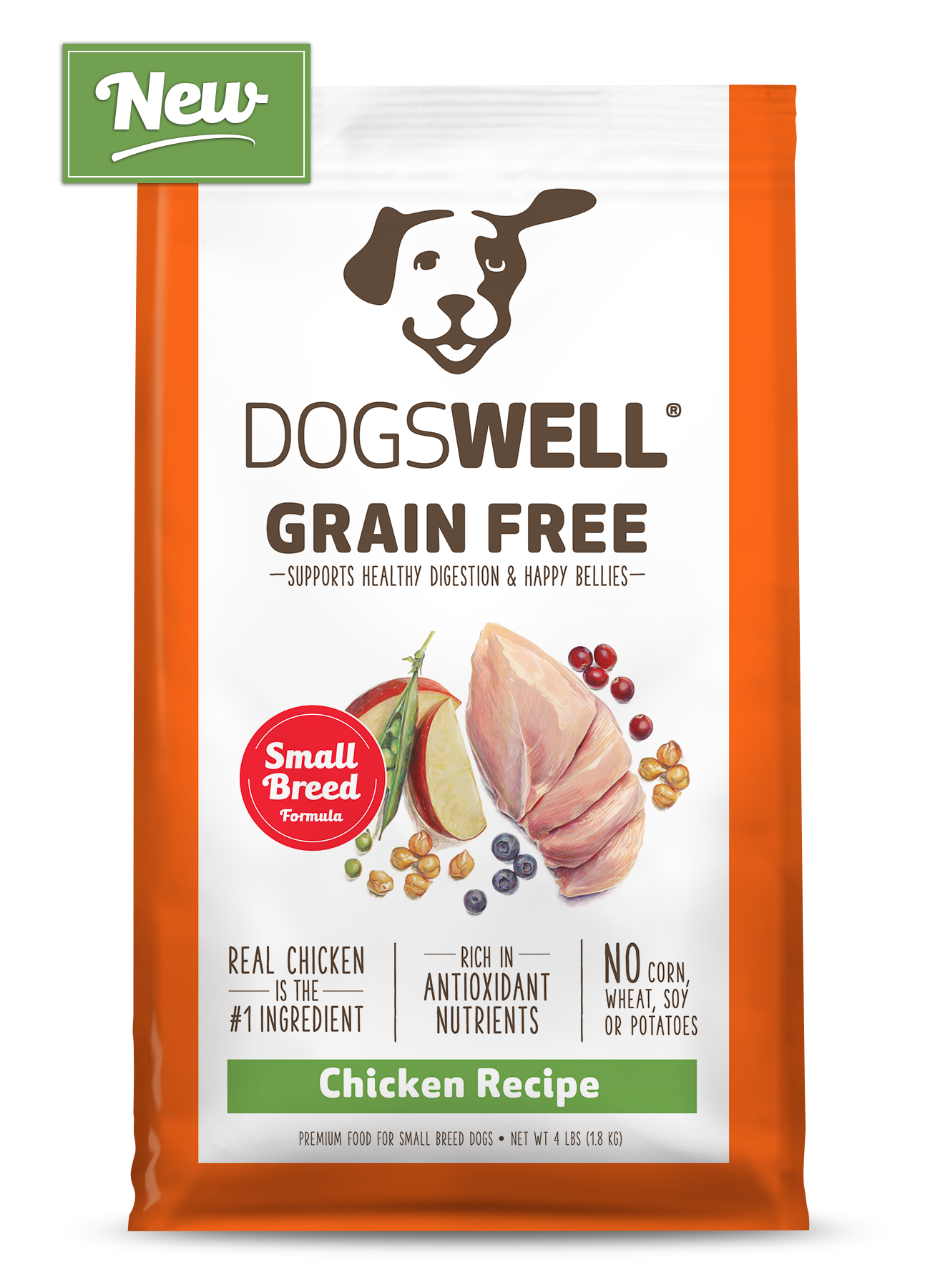 Dog Food Recipes Without Wheat