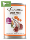 NEW Dogswell® Grain Free Savory Stew Lamb Recipe