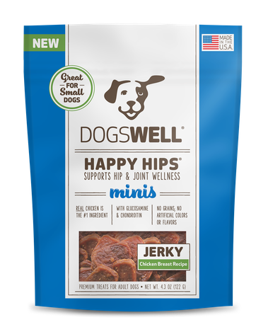 Happy Hips® Jerky MINIS Chicken Breast Recipe Treats