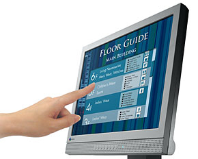 touch panel systems