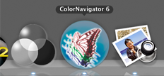 ColorNavigator For Mac