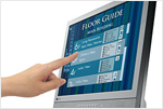 How can a screen sense touch? A basic understanding of touch panels