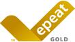 epeat gold logo