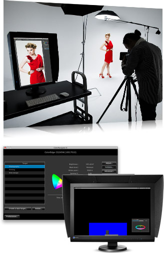 Verify Color in the Photo Studio