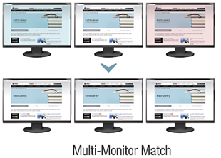 multi monitor match