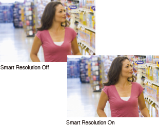 smart resolution