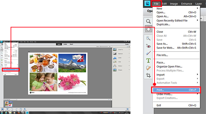 adobe pdf windows 7 printer