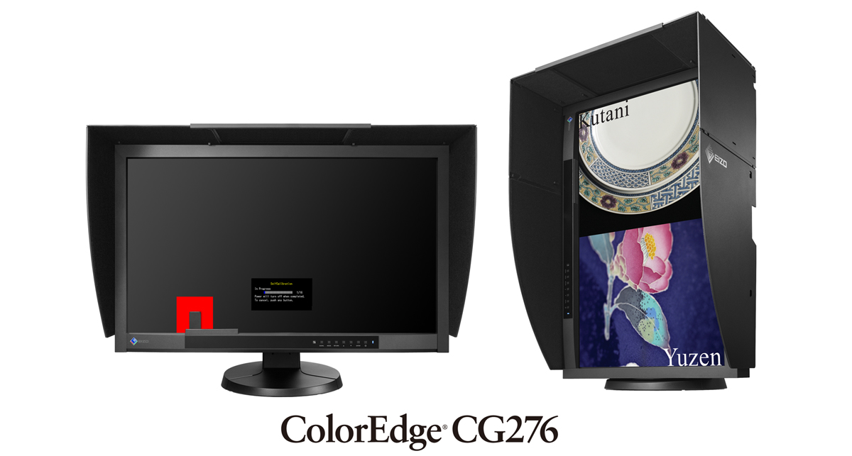 EIZO ColorEdge CG276 Monitor Windows