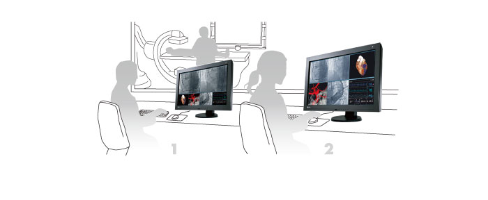 Dual-Workstation Support