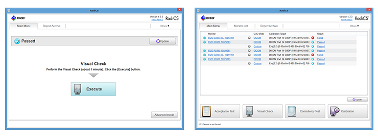 Improved User-Interface and Enhanced Operability