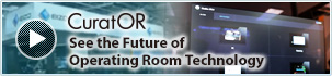 CuratOR: See the Future of Operating Room Technology