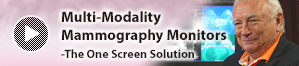 Multi-Modality Mammography Monitors? -The One Screen Solution