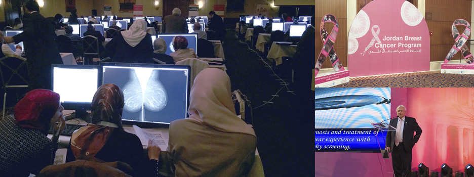 Breast Cancer Training Course in Jordan