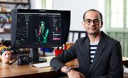 Mr. Ashay Kshirsagar and ColorEdge monitor