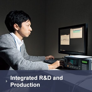 Integrated R&D and Production
