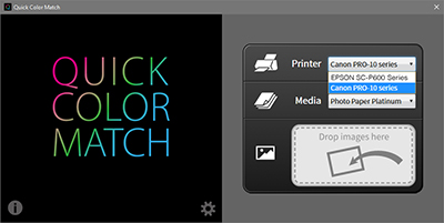 Quick Color Match - Easy Screen-to-Print Color Matching Tool | EIZO