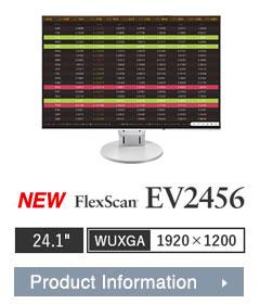 FlexScan EV2456