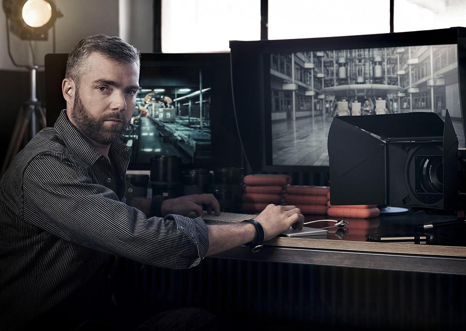 Jonathan Heyer Werbefotograf and ColorEdge Monitors