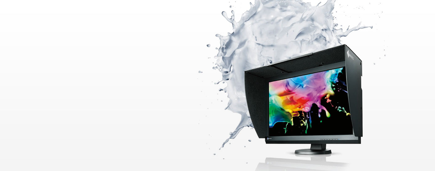 EIZO ColorEdge Color Management Displays