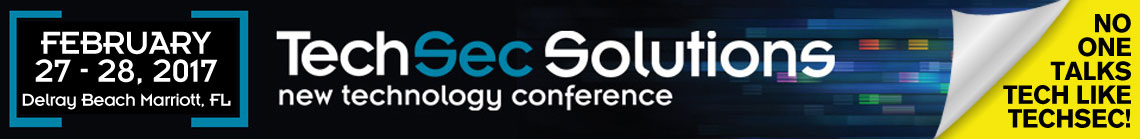 TechSec Solutions - new technology conference