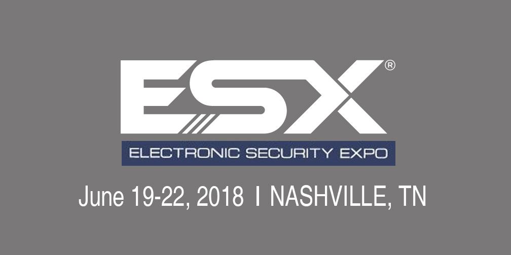 ESX Electonic Security Expo 2018