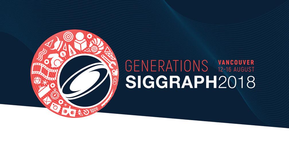 Siggraph  2018 - Generations