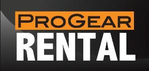 ProGear Rental