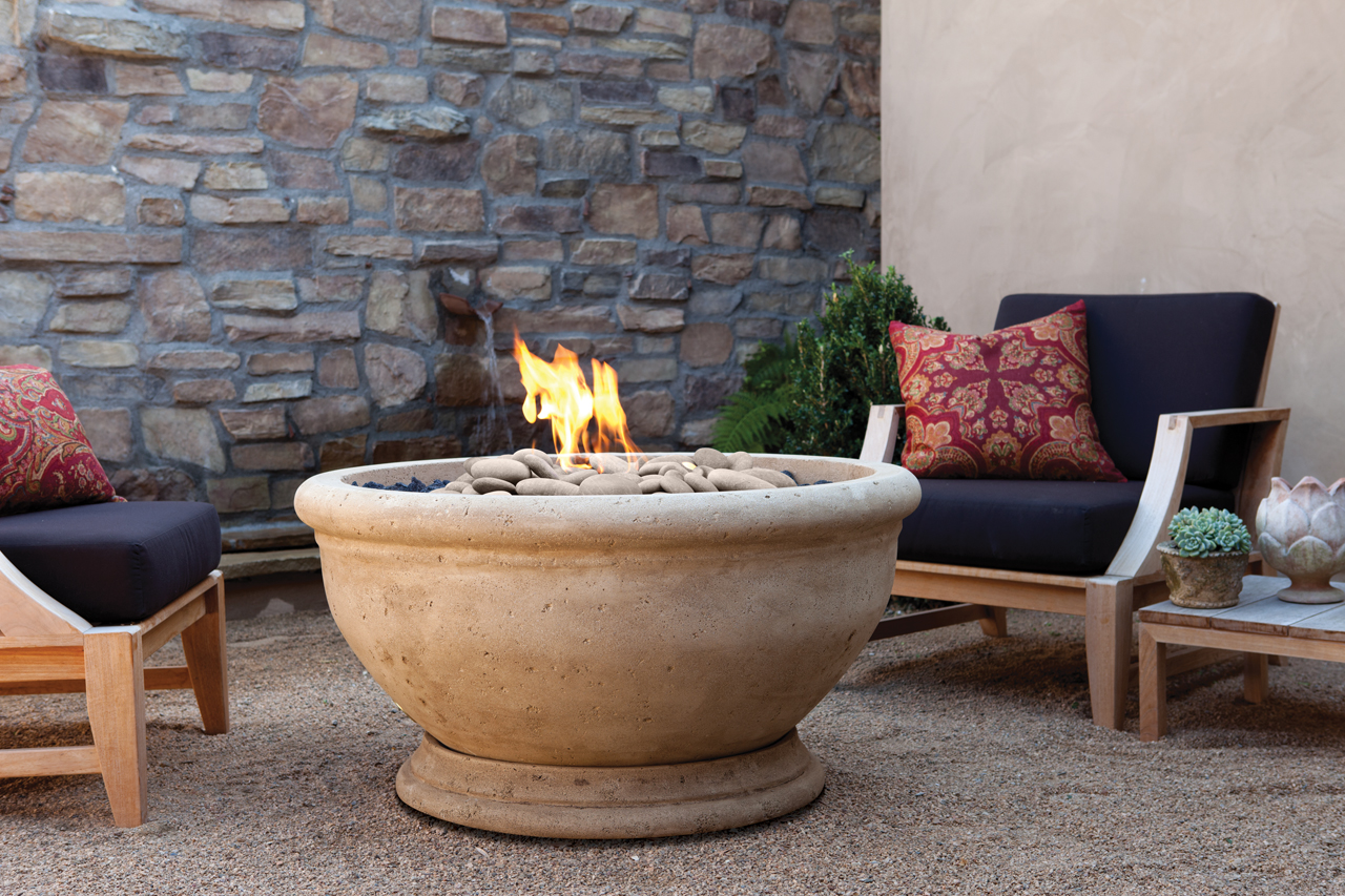 The Marbella Artisan Fire Bowl