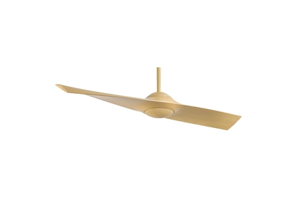 "Wing - 52"" Ceiling Fan - Maple Finish Motor Finish with Maple Finish Blades"