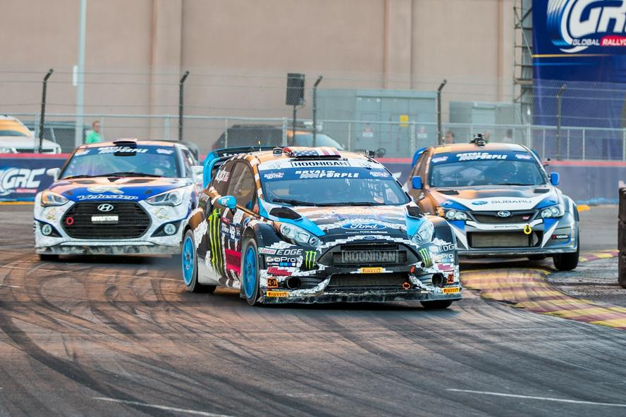 BLOCK'S ON A MISSION TO WIN THE GRC CHAMPIONSHIP