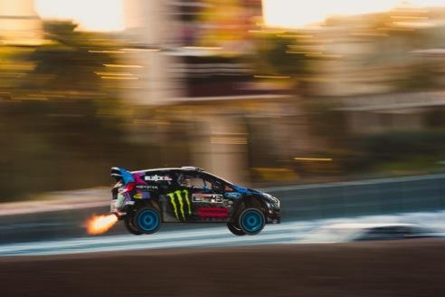 Ken Block at GRC Las Vegas 2013