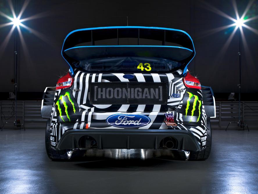 Hoonigan Racing Division's Ken Block is pleased to launch the 2016 Hoonigan Racing by Felipe Pantone race liveries, a collaboration between Block, Hoonigan and kinetic street art artist Felipe Pantone.