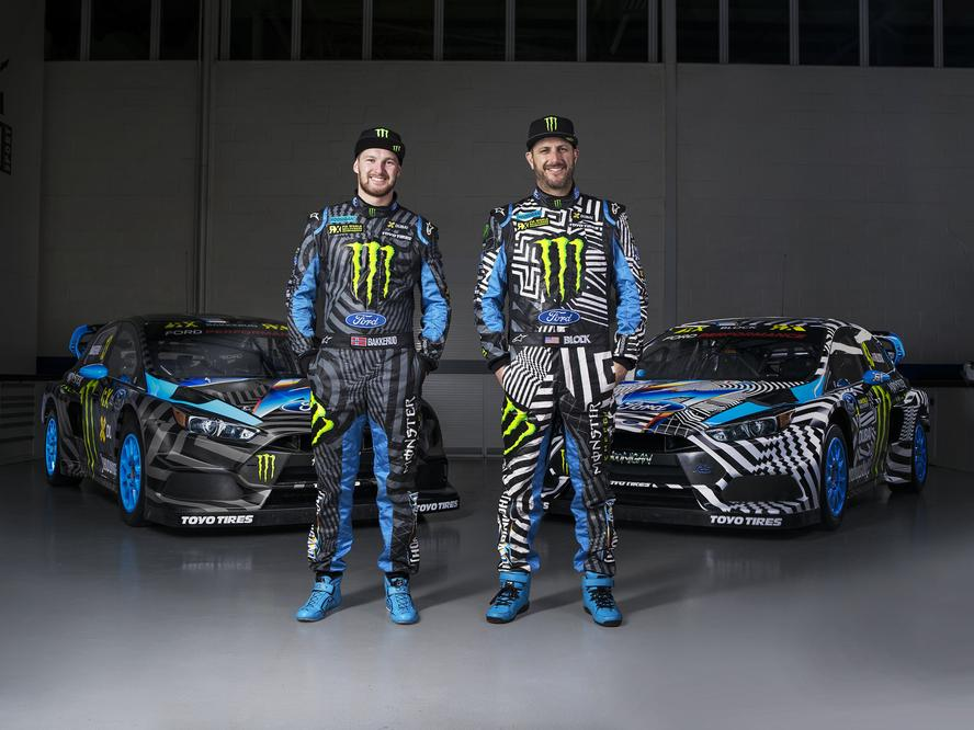 Hoonigan Racing Division's Ken Block is pleased to launch the 2016 Hoonigan Racing by Felipe Pantone race liveries, a collaboration between Block, Hoonigan and kinetic street art artist Felipe Pantone.
