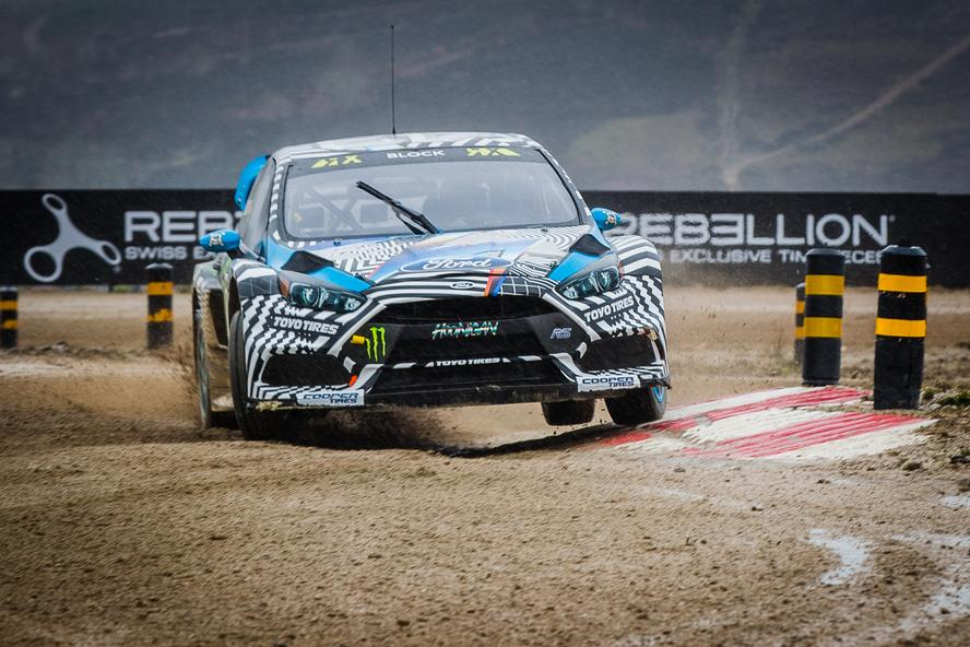 Building upon his successes during Day 1 of World Rallycross Portugalu2014initially holding the fastest & ANDREAS BAKKERUD TAKES THE ALL-NEW FORD FOCUS RS RX TO THE FINAL ... markmcfarlin.com