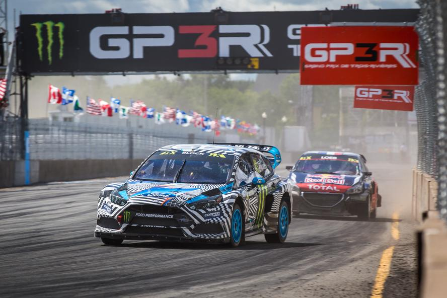ANDREAS BAKKERUD EXTENDS HIS WORLD RX PODIUM STREAK TO THREE-IN-A-ROW AT WORLD RX CANADA - AND GAINS ON CHAMPIONSHIP LEADERS IN 3rd OVERALL IN POINTS STANDINGS