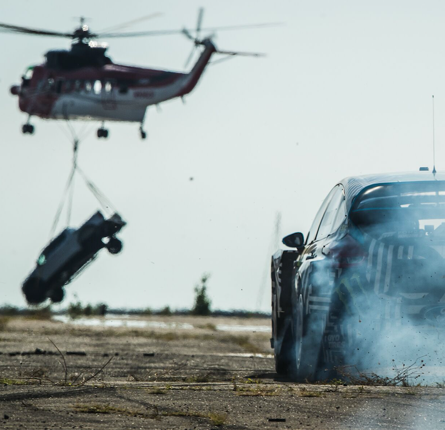 Hoonigan Racing Division's Ken Block is pleased to announce that in less than one week, his ninth installment in his 400 million-view viral video franchise, Gymkhana, will be going live on Ford Performance's YouTube channel (youtube.com/fordperformance).