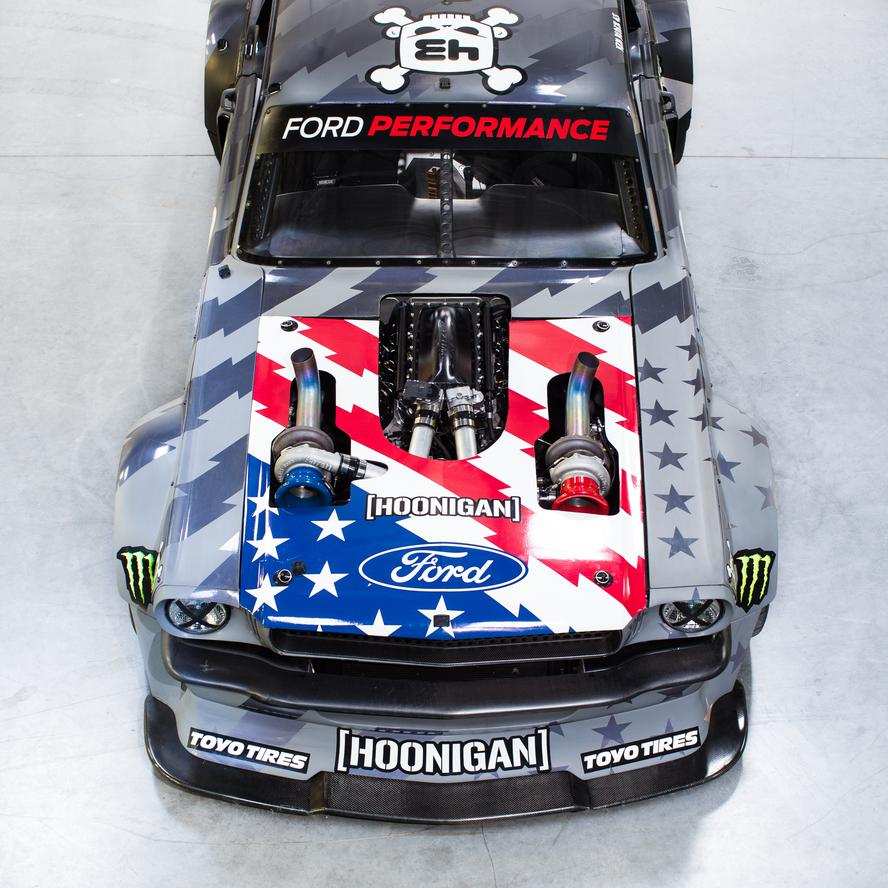 Hoonigan Ken Block And Toyo Tires Announce Updated additionally M 6007 20t besides Porsche 930 Turbo The Widowmaker also Watch moreover Project Spotlight Coyote 5 0 Powered Ford Ranger Pickup. on boss ford engine turbo
