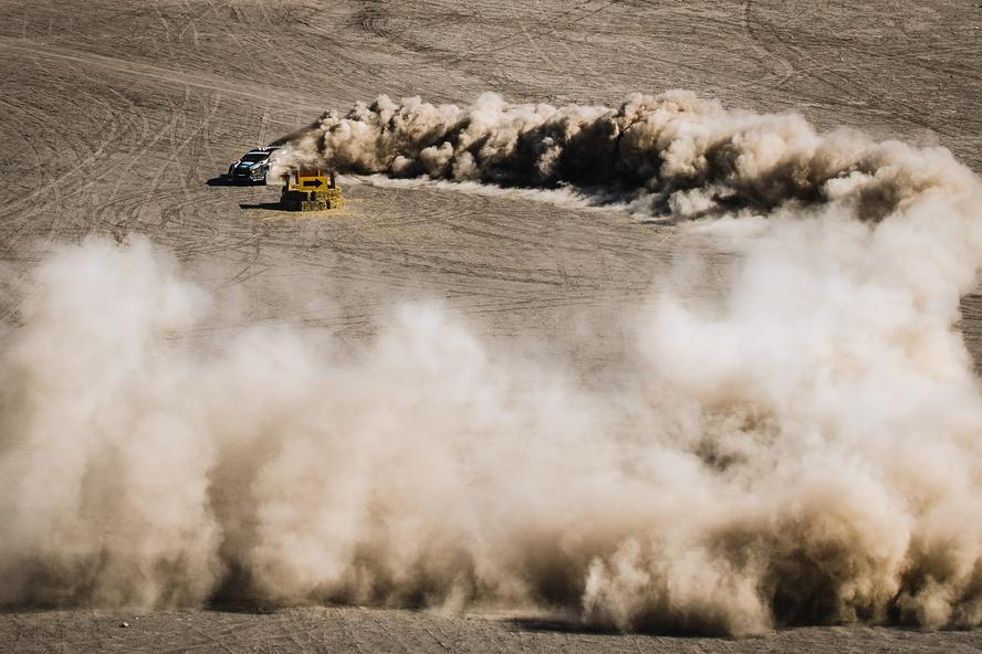 """Terrakhana is Ken Block's second spinoff from his hugely successful Gymkhana franchise of videos (the first being Climbkhana, which drops in September), where he will now take the style of driving he performs in his Gymkhana videos and bring it to massive areas of natural landscapes, aka """"terra."""""""